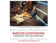 Babylon Confidential Advert #11
