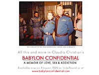 Babylon Confidential Advert #14