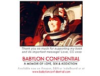 Babylon Confidential Advert #15