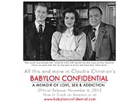Babylon Confidential Advert #2