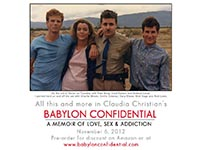 Babylon Confidential Advert #4