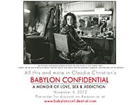 Babylon Confidential Advert #7