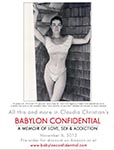Babylon Confidential Advert #9